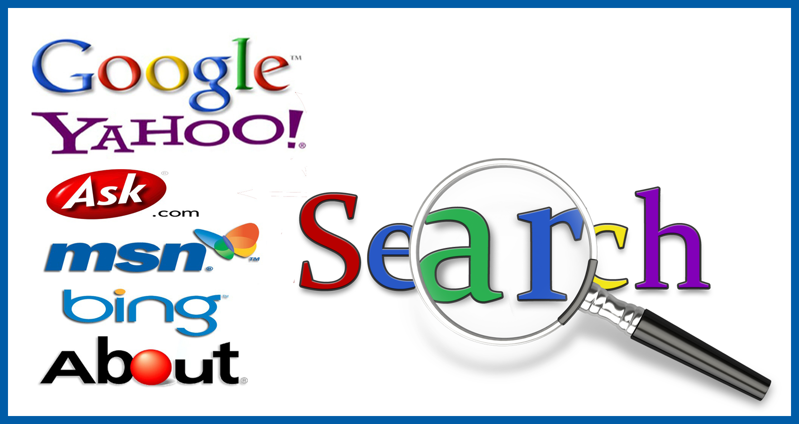 Top 15 Most Popular Search Engines | January 2019