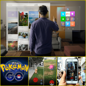 Augmented Reality: The Tech Behind Pokemon Go