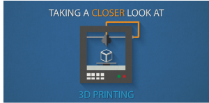Giving Printing a 3 Dimensional Edge