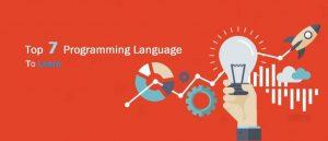 7 Most In-Demand Programming Language
