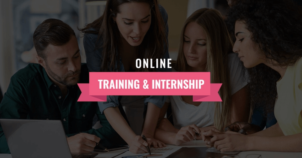 6 Weeks Online Training Internship for B Tech BCA Students
